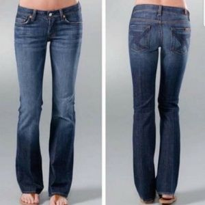 Lucky Brand Easy Rider Woman's Blue Jeans 4 / 27